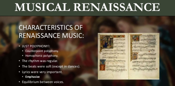 Renaissance Lyrics Quiz