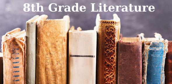 Interesting 8th Grade Literature Quiz! Trivia