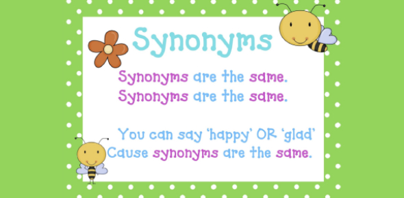 Grammar Quiz: Choose The Appropriate Synonyms!