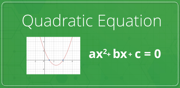Math Test: Quadratic Equations Practice Questions!