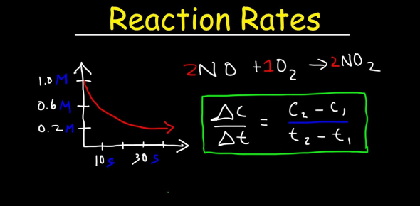 Rate Of Reaction Quiz! Trivia Test
