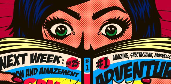 Ulimate MCQ On Comics: Trivia Quiz