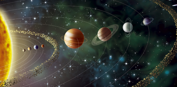 Test Your Kowledge On Solar System! Trivia Questions