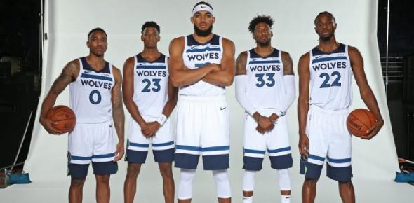 NBA Quiz Trivia On Minnesota Timberwolves!