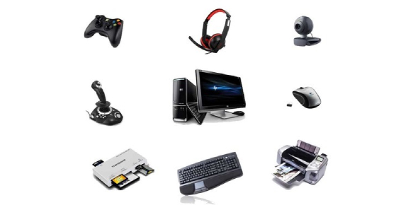 Computer Peripherals Quiz: Can You Identify?
