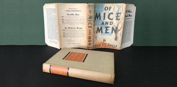 Of Mice And Men Quiz: Novel Test