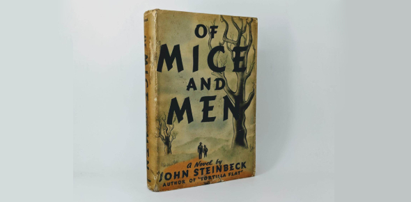 Quiz: Of Mice And Men MCQ Test: Novel