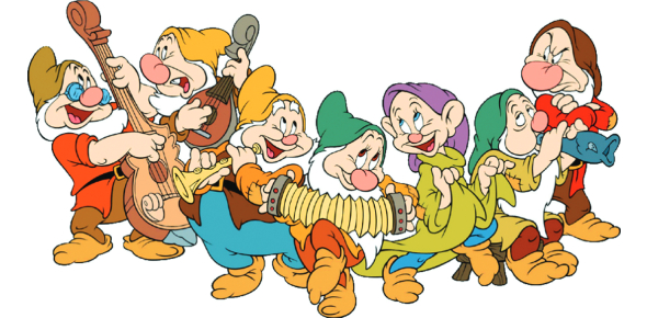 Do You Know The Names Of Seven Dwarfs?