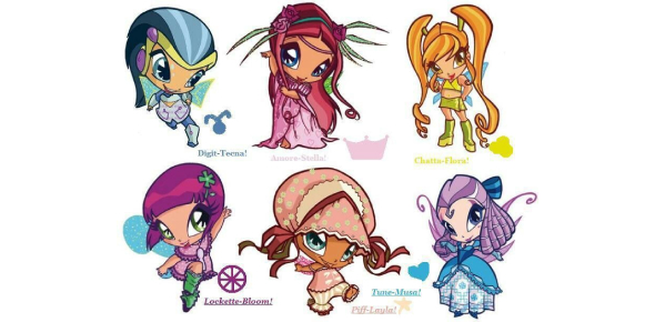Which Winx Club Pixie Would You Have?