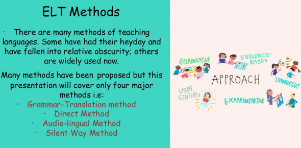 ELT Methods And Approaches Quiz: Test!