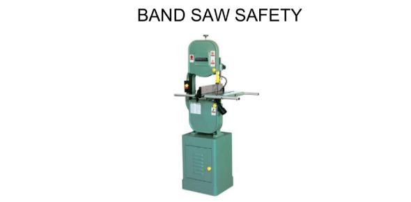 Band Saw Safety Exam Quiz! Trivia