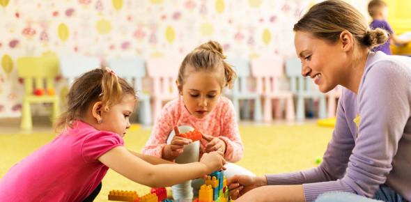 Early Child Development Quiz
