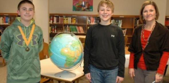 8th Grade Geography Quiz