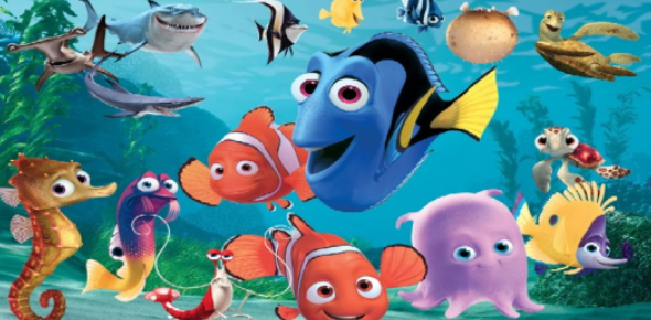 "Which ""Finding Nemo"" Character Are You?"