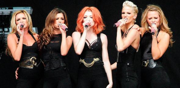 Girls Aloud Pop Group Quiz! Trivia