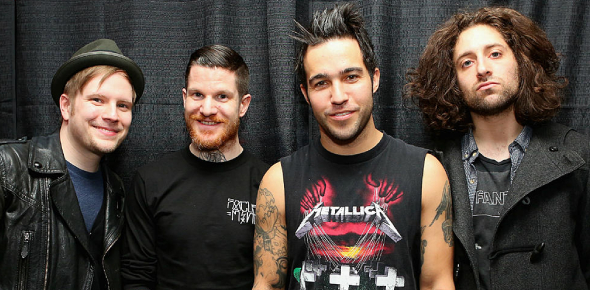 The Fall Out Boy Rock Band Quiz! Trivia