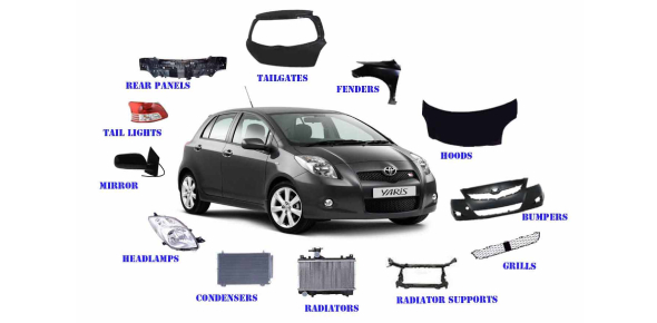 A Quiz On Vehicle Parts