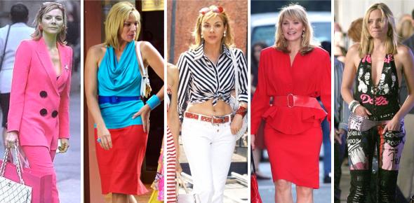 The Fashion Personality Quiz!