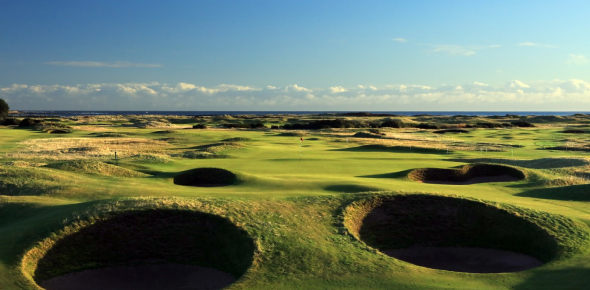 Can You Name These 10 Famous Golf Courses?