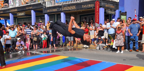 A Quiz On Street Performances: Trivia!