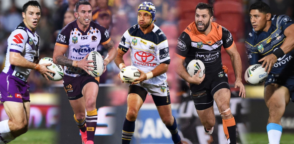 Which Nrl Player Are You Quiz!