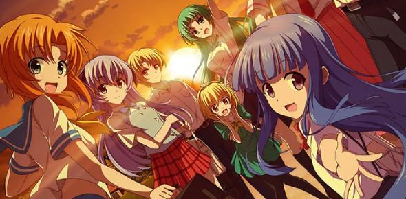 Which Higurashi No Naku Koro Ni Character Are You?