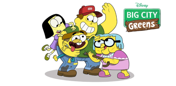Which Big City Greens Character Are You?