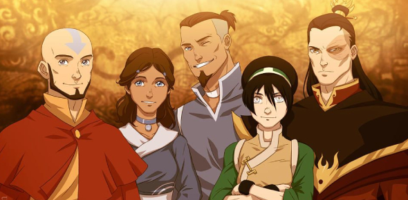 Four Nations: Who Are You? Avatar: The Last Airbender / Legend Of Korra Quiz