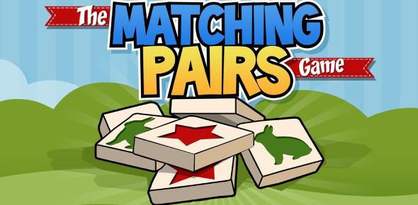 Matching Pairs Game: Quiz!