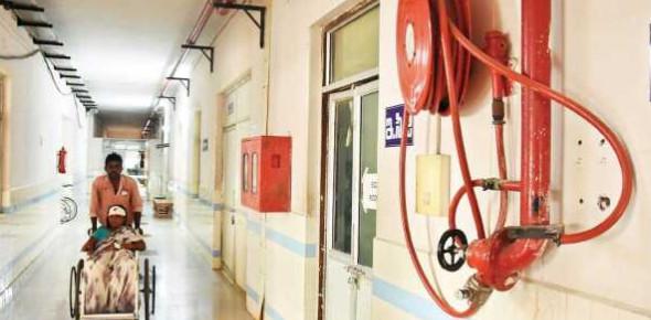 Hospital Fire Safety Trivia Quiz!