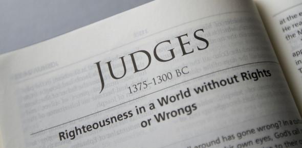 Judges 16-18: Bible Questions! Quiz