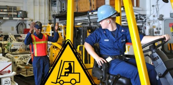 Forklift Operator Safety Trivia Quiz!