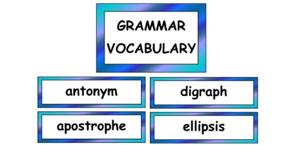 Vocabulary And Grammar Trivia Exam Quiz!