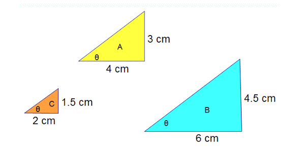 Similar And Congruent Triangles Quiz!