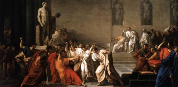 Julius Caesar Play MCQ Quiz!