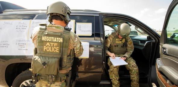 ATF Special Agent Exam: Quiz!