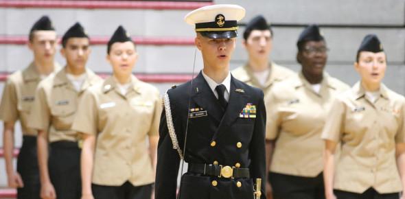 NJROTC Cadet Officer Promotion Exam Quiz!