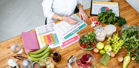 Nutrition Knowledge Test MCQ Quiz!