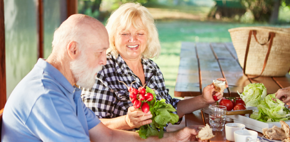Elderly Nutrition Questions: Quiz!