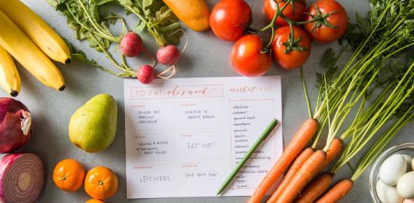 Nutrition Diet Plan Quiz! Test