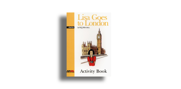Lisa Goes To London Book: Quiz!