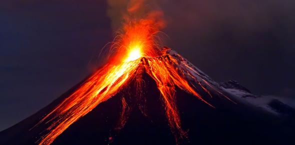 Volcanoes Questions: Trivia Quiz! Exam
