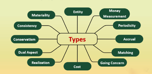 Financial: Accounting Principles Concepts Quiz!