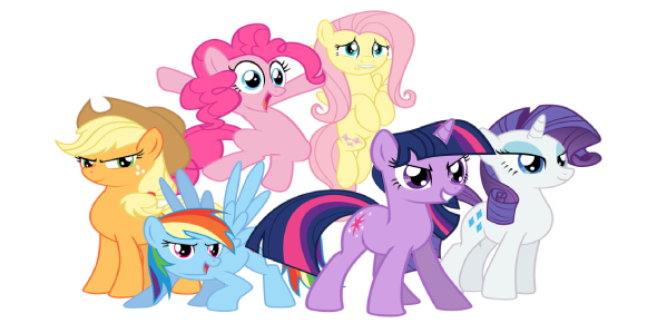 "Quiz: Find Out Your ""My Little Pony"" Character!"