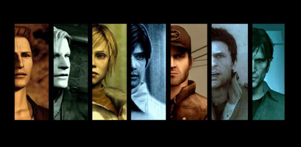 Psychology Quiz- Which Silent Hill Character Are You?