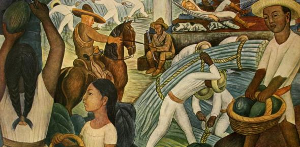 Diego Rivera (1886-1957) Quiz