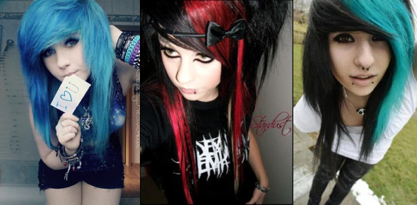 What Type Of Emo Are You? (Girls Only)