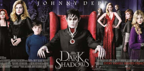 Dark Shadows: How Well You Know About This Movie?