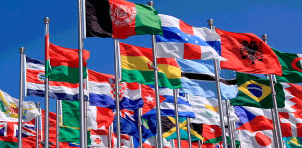 Informative Flags Of The World Quiz
