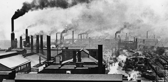 Industrial Revolution Quiz!